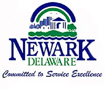Seal of the town of Newark, Delaware, the home of Newark Housing Authority.