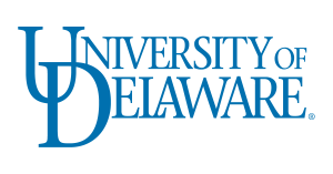 Logo of the University of Delaware, speaking about local housing information for Newark Housing Authority.